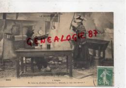 03 -  LE BOURBONNAIS - L´ IVROGNE  ALCOOL