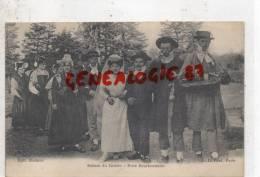 03 -  SCENE DU CENTRE - NOCE BOURBONNAISE - MARIAGE