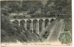 THIERS - Le Viaduc Du Grand Tournant - Thiers