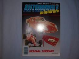 """Magazine Autombile Miniature """"spécial Ferrari"""" (n99) (aout 1992) - Magazines"""