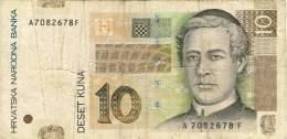 10 Kuna - Croatia