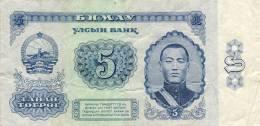 5 Togrok - Mongolia