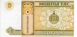 1 Togrok - Mongolia