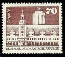 Allemagne Orientale  - Année 1972 - Y & T - N° 1510 ** TTB - [6] Democratic Republic