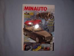 Magazine  Miniature Minauto Mag  (n6) (janvier / Février 2009) - Magazines