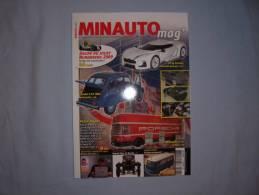Magazine  Miniature Minauto Mag  (n7) (mars / Avril 2009) - Magazines