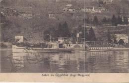Verbania - Saluti Da Oggebbio - Lago Maggiore - Verbania