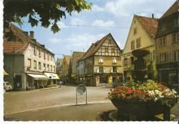 CP  67  HAGUENAU     6917  Quartier  Pittoresque - Haguenau