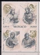 2000 Monaco Yv. 2250 Mi. 2503 **MNH - Monaco