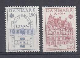 DENMARK MNH** MICHEL 662/63 EUROPA 1978 - Europa-CEPT
