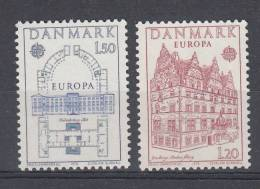 DENMARK MNH** MICHEL 662/63 EUROPA 1978 - 1978