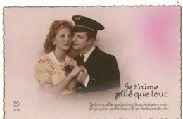 R : Fantaisie :  Avion Et  Couple - Fantaisies