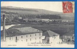 CPA - MEUSE - SAINT MIHIEL En 6 Cartes - MOULIN DE MARVAUX ET CAMP DES ROMAINS - Rameau / 6 - Saint Mihiel
