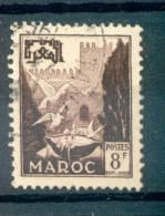 MAROC MARRUECOS MOROCCO   YVERT NR. 308 OBLITERE - Marokko (1956-...)