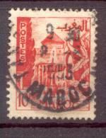 MAROC  YVERT NR. 352 OBLITERE - Marokko (1956-...)