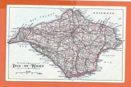 C0480 Isle Of Wight, Panorama. Not Circulated. - Angleterre