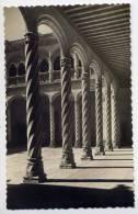 Espagne--VALLADOLID--PATIO DEL COLEGIO DE SAN GREGORIO,cpsm  9 X 14  N° 32  éd  Garrabella - Valladolid
