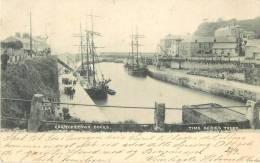 Charlestown Docks - England