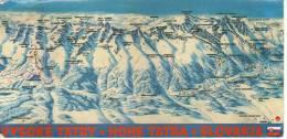 THE HIGH TATRAS SLOVAKIA  OHL - Slowakije