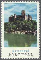 CINDERELA - 1967 - PORTUGAL - ALMOUROL - 66 X 99 Mm - Erinnophilie