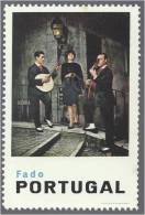 CINDERELA - 1967 - PORTUGAL - FADO - 66 X 99 Mm - Erinnophilie