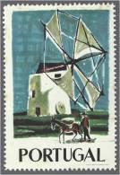 CINDERELA - 1967 - PORTUGAL - MOINHO - MOULIN - WINDMILL - 66 X 99 Mm - Cinderellas