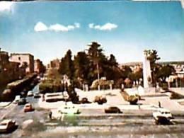 VIBO VALENTIA-PIAZZA SAN LEOLUCA MONUMENTO CADUTI AUTO CAR  RENAULT R 4  MINI N1975  EB9646 - Vibo Valentia