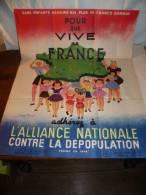 """"""" POUR QUE VIVE LA FRANCE """" - Affiches"""