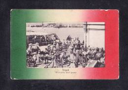 I5-61 TRIPOLI MERCATO DEL PANE - Libya