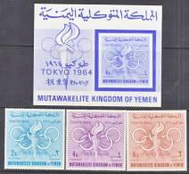 Yemen 227+  **  OLYMPICS - Yemen