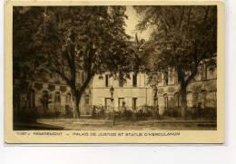 REMIREMONT      PALAIS DE JUSTICE - Remiremont