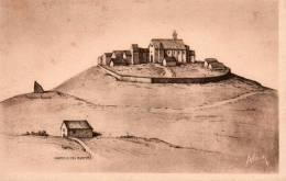 Abbaye De Montmartre Vue De L'Abbaye Au XVe Siècle - Monuments