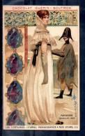 Chromo - Chocolat Guérin Boutron - Les Costumes Renaissance à Nos Jours (2° Série) Parisienne 1803 - N°114 - Guerin Boutron