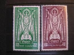 Ireland 1943 MNH No 86.87 ? - Unused Stamps