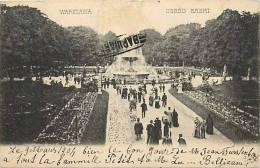 pologne - ref 164- warszawa -varsovie -carte bon etat    -