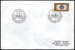 OLYMPIC ATHLETICS ITALIA CARPI 2008 - CENTENARIO MARATONA DORANDO PIETRI - MOSTRA FILATELICO/NUMISMATICA - Summer 1908: London