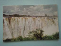 25164 PC: SOUTH AFRICA: Main Falls, Victoria Falls. - South Africa