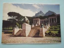 25169 PC: SOUTH AFRICA: Rhodes Memorial On The Slopes Of Devil´s Peak. - Afrique Du Sud