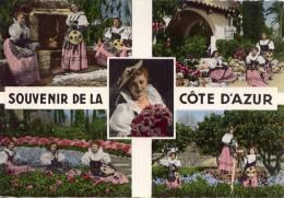 Souvenir De La Côte D'Azur - France