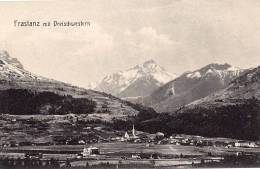 AK VORARLBERG Frastanz   ,VERLAG: SCHLEISCHE LICHDRUCK Nr.20868 .OLD POSTCARD - Österreich