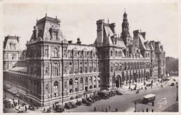 Cp , 75 , PARIS , L'Hôtel De Ville - Other Monuments