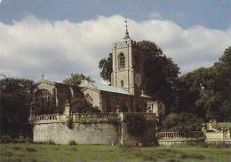 CASTLE ASHBY - PARISH CHURCH OF ST MARY MAGDALENE - Northamptonshire