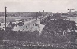 BARROW IN FURNESS - WALNEY BRIDGE. TRAM - Angleterre