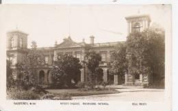 WESLEY COLLEGE 358 MELBOURNE VICTORIA  (CARTE PHOTO) - Melbourne