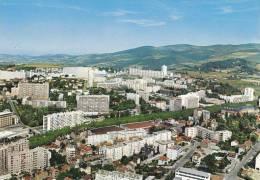CPSM SAINT ETIENNE LOIRE QUARTIER DU COURS FAURIEL CITE IMMEUBLES - Saint Etienne