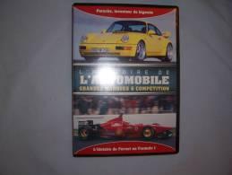 """Dvd  """"l'histoire De L'automobile"""" """"porsche Et Ferrari"""" (2004) - Sport"""