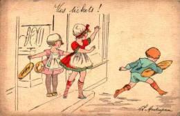Maitrejean - Vos Tickets ! - Künstlerkarten