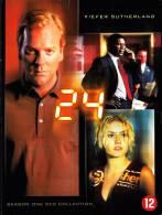 24 H - Intégrale Saison 1 En 6 DVD - Séries Et Programmes TV