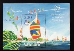 VANUATU 2004. CHAMPIONNAT DE VOILE MUSKET COVE - Vanuatu (1980-...)