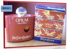 OPIUM Sans Abus   De   { St LAURENT } - Modern Miniatures (from 1961)